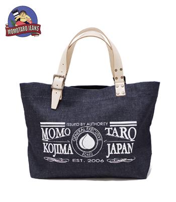 MOMOTARO JEANS 桃太郎ジーンズ DENIM TOTE BAG