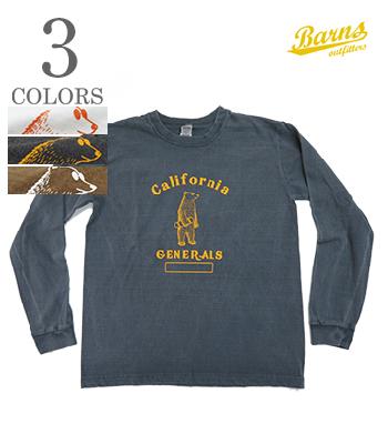 BARNS CALIFORNIA VINTAGE-LIKE LST
