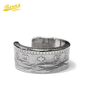 BARNS Morgan Dollar Ring