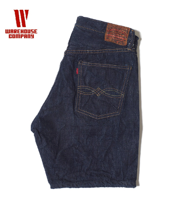 WAREHOUSE DD-1550 DENIM SHORTS