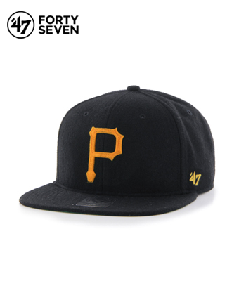 47brand Pittsburgh Pirates FOWLER CAP