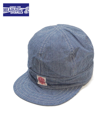 HEAD LIGHT PINSTRIPE WORK CAP