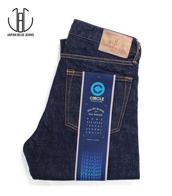 JAPAN BLUE 14.8oz Straight