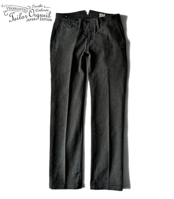 ORGUEIL Classic Low Waist Trousers