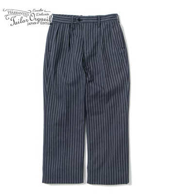ORGUEIL French Stripe Trousers