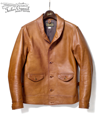 ORGUEIL Steer Oil Cossack Jacket
