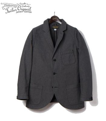 ORGUEIL Classic Herringbone Jacket