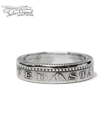 ORGUEIL Morgan Dollar Ring