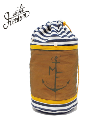 SUGAR CANE×Mr.FREEDOM SKIPPER SAIL BAG