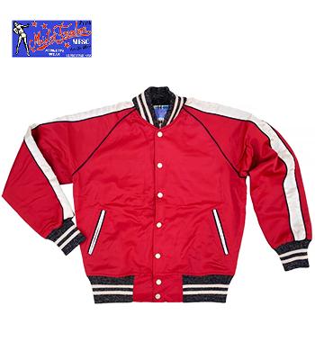 MFSC SATIN The PODIUM Jacket