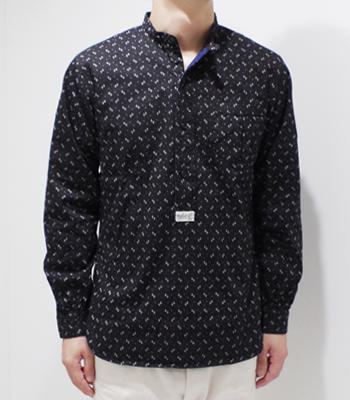 MFSC 5oz.DISCHARGE PRINT TRADE SHIRT