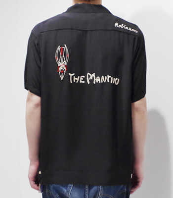 STYLE EYES THE MANTIKI BOWLING SHIRT
