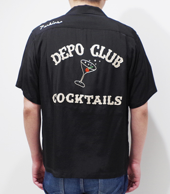 STYLE EYES DEPO CLUB BOWLING SHIRT