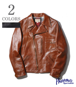 PHERROW'S HORSEHIDE LEATHER JACKET