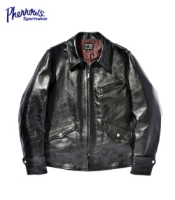 PHERROW'S HORSEHIDE SPORTS JACKET