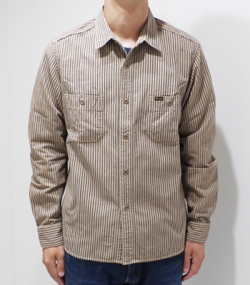 STUDIO D'ARTISAN MISTER RAILROAD SHIRT