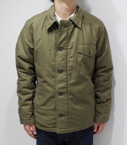 BUZZ RICKSON'S Type A-2 DECK JACKET