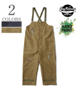 BUZZ RICKSON'S JUNGLE CLOTH DECK PANTS