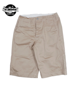 BUZZ RICKSON'S 1942 MODEL CHINO SHORTS