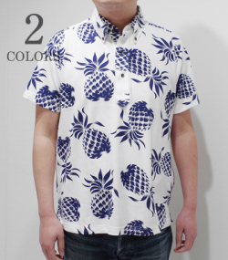 DUKE KAHANAMOKU Duke's Pineapple POLO SHIRT