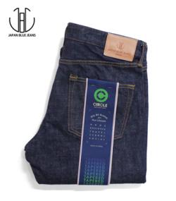 JAPAN BLUE 12.5oz. Tapered Jeans