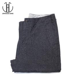 JAPAN BLUE ジャパンブルー ブルックリン コバートトラウザース『Covert Twill Trousers』【アメカジ・ワーク】J21470J01