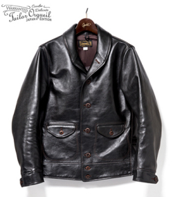 ORGUEIL Horse Leather Cossack Jacket