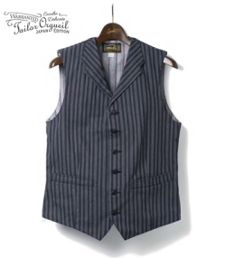 ORGUEIL French Stripe Gilet