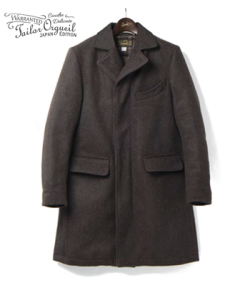 ORGUEIL Chesterfield coat