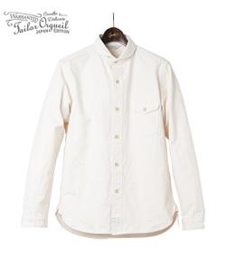 ORGUEIL Nep Shawl Collar Shirt