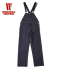 WAREHOUSE BIB OVERALL DENIM