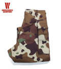 WAREHOUSE U.S.ARMY CAMOUFLAGE CARGO PANTS