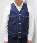 Dapper's Standard Railroader Work Vest