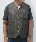 Dapper's Classical Railroader Work Vest