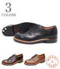 WHEEL ROBE MOC TOE OXFORD