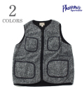 PHERROW'S BOA FLEECE VEST