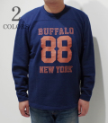 PHERROW'S BUFFALO FOOTBALL TEE
