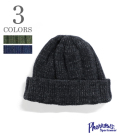 PHERROW'S WOOL KNIT CAP