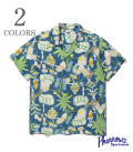 PHERROW'S VOYNICH HAWAIIAN SHIRT