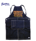 PHERROW'S DENIM APRON