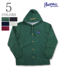 PHERROW'S COACH JACKET with HOOD