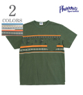 PHERROW'S NATIVE BORDER POCKET TEE