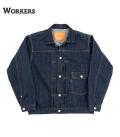WORKERS 13.75oz. 1st Type Denim Jacket