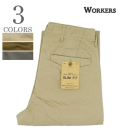 WORKERS Officer Trousers Slim Fit Type 2