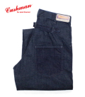 CUSHMAN 10oz DENIM U.S.N. TROUSERS