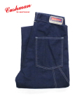 CUSHMAN 10oz DENIM DOUBLE KNEE PAINTER PANTS