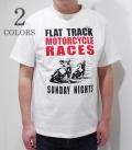 CUSHMAN FLAT TRACK RACE SST