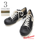 CUSHMAN WW II LOW CUT SNEAKER