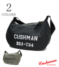 CUSHMAN MESSENGER BAG