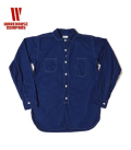 WAREHOUSE CHAMBRAY ENGINEER SHIRT
